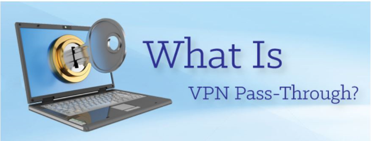 What is VPN pass through?